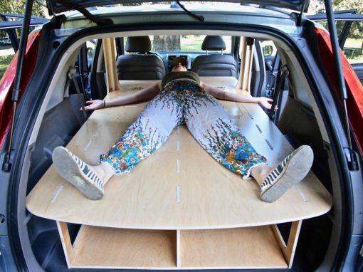 Honda CRV Camper